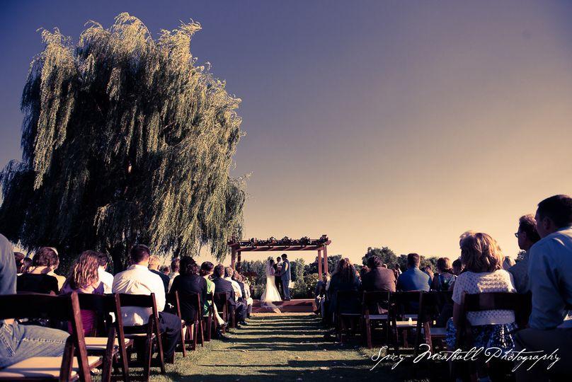Pergola Ceremony