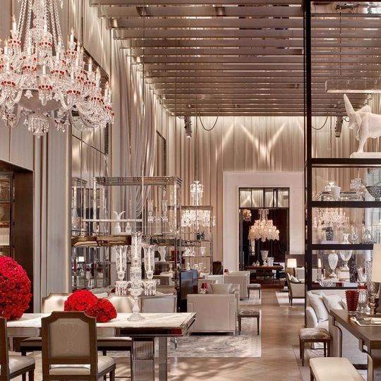 Baccarat in NYC