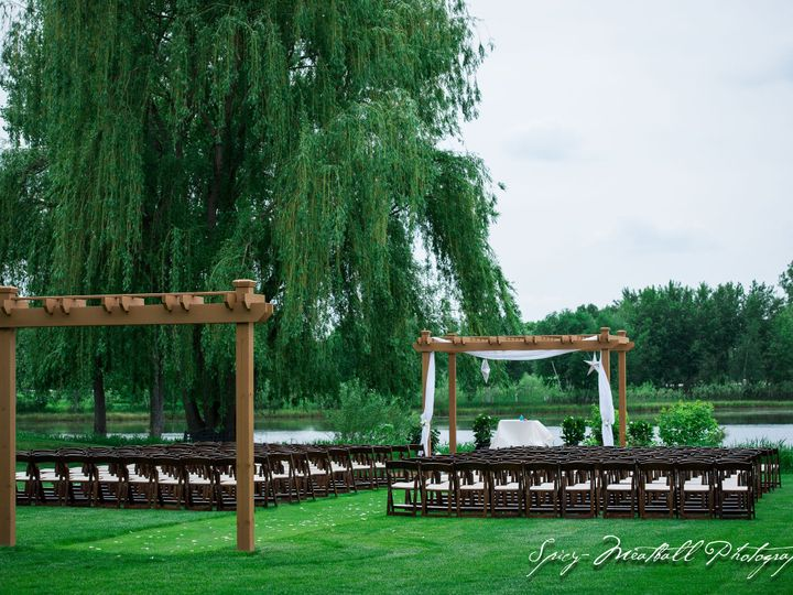 Tmx 1481316347434 A Outdoor Ceremony 0005 Andover, MN wedding venue