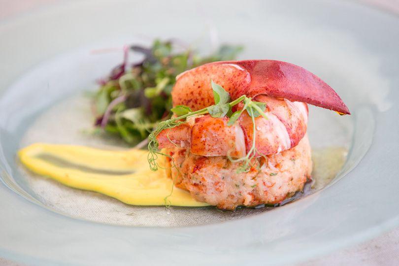 Lobster Entree