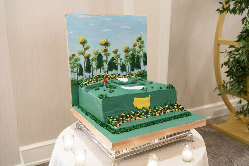 Groomscake of the Masters
