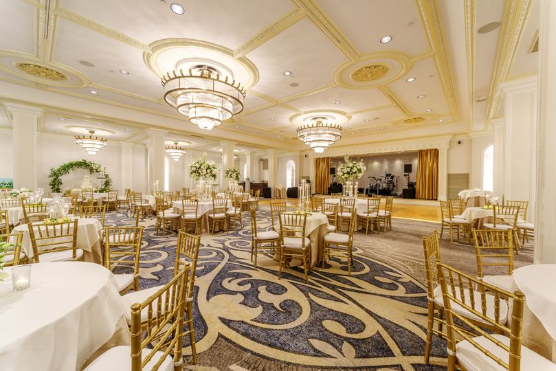 Waldorf Astoria Ballroom