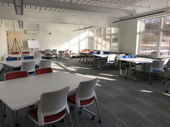 Big ed classroom