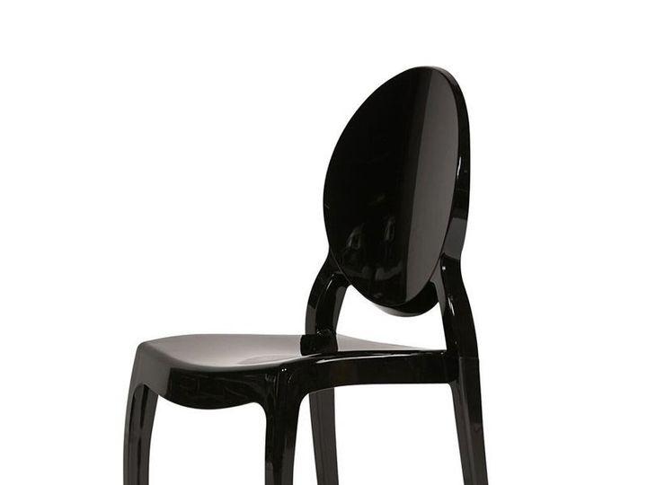 Tmx Black Ghost Chair 51 1198945 157843190950525 Troy, MI wedding rental