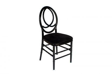 Tmx Black Infinity Chair 51 1198945 157843191596413 Troy, MI wedding rental