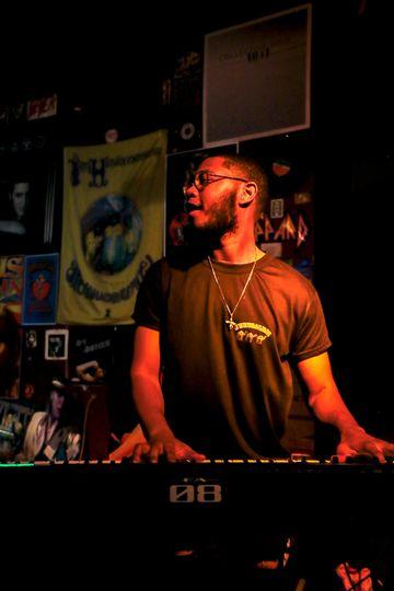 Keyboardist - John O'Gilvie
