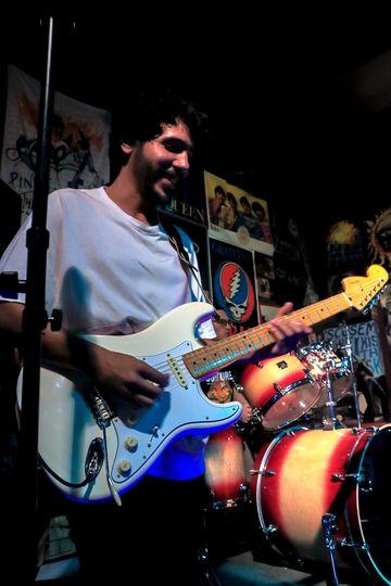 Joey Rodriguez - Guitar