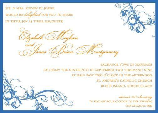 Tmx 1236103066560 Wedding28 Delmar wedding invitation