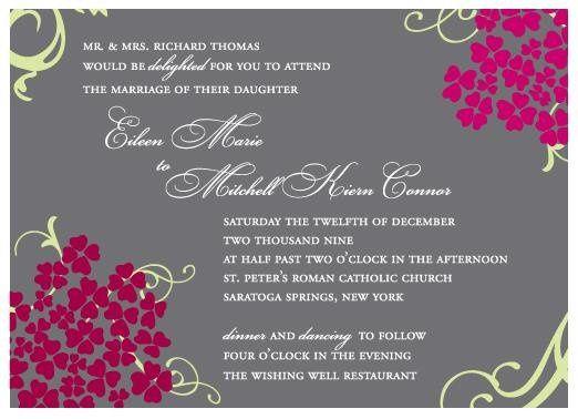 Tmx 1236772083303 Wedding31a Delmar wedding invitation