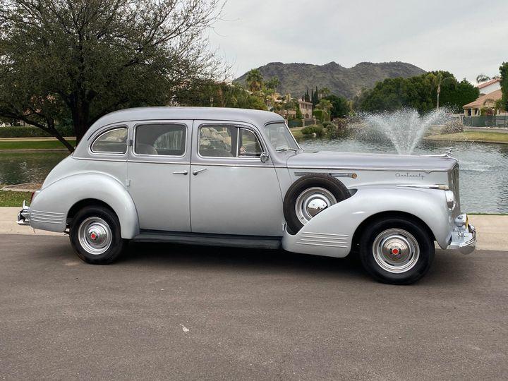 Stunning Packard