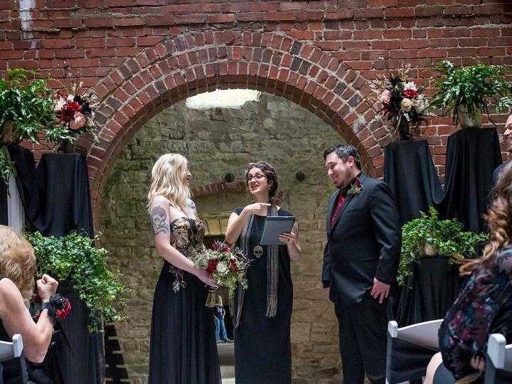 Tmx Screenshot 20181016 174601 Instagram 51 681055 V1 Cuyahoga Falls, Ohio wedding officiant