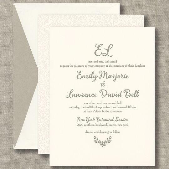Invitations & Company - Invitations - Boston, MA - WeddingWire