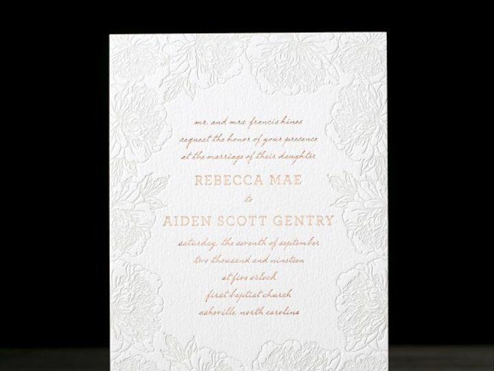 Tmx 1452107145416 Joriea11a7928 576x576 Boston, Massachusetts wedding invitation
