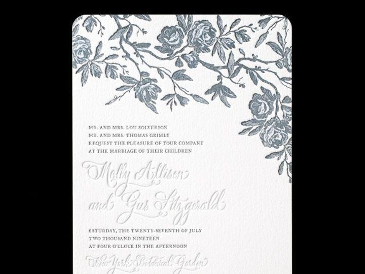 Tmx 1452107259608 Tristana11a5292 576x576 Boston, Massachusetts wedding invitation