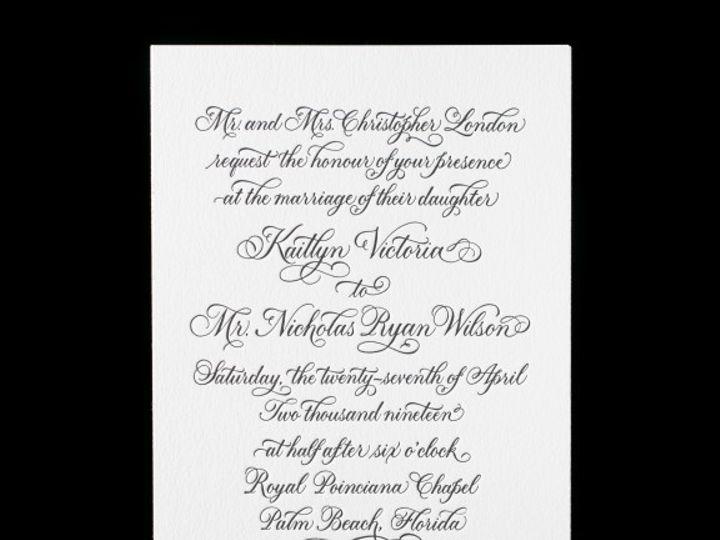 Tmx 1452107268179 Victoriaa11a0979 576x576 Boston, Massachusetts wedding invitation