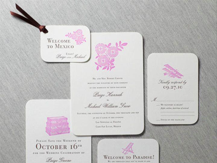 Tmx 1453494548144 Screen Shot 2016 01 22 At 3.07.51 Pm Boston, Massachusetts wedding invitation