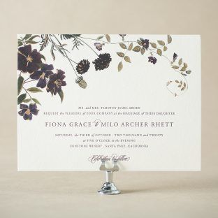 Tmx 1520523155 50a1464eded54096 1520523152 6c016f2f4ed2604e 1520523150910 4 A11A7369 312x312 Boston, Massachusetts wedding invitation