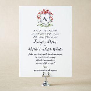 Tmx 1520523157 Dd50475bb634f3cd 1520523154 1c62809296a51e21 1520523150912 7 A11A7631 312x312 Boston, Massachusetts wedding invitation