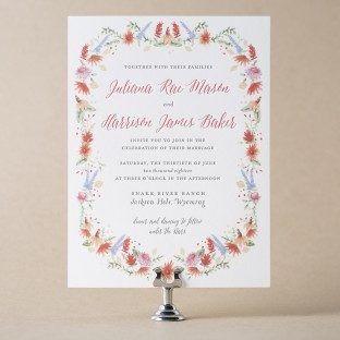 Tmx 1520523183 55d70baa279a46da 1520523171 B168dcad2154cc1f 1520523150949 36 Lupin 312x312 Boston, Massachusetts wedding invitation