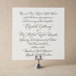 Tmx 1520523201 E8ccce84a54e2b4e 1520523155 B38bc68720756903 1520523150913 8 Callaway 312x312 Boston, Massachusetts wedding invitation