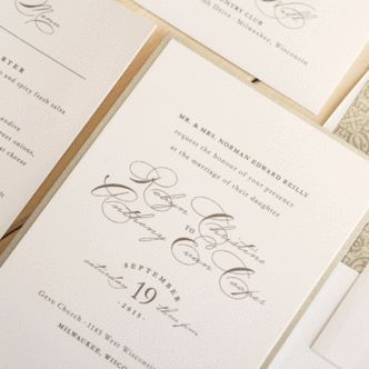 Tmx 1520861750 F8dd8110699ba25c 1520861749 E85fae5df7105b04 1520861749467 10 Weddingiv 5 1 Boston, Massachusetts wedding invitation