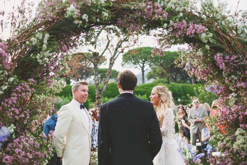 ravello wedding at villa cimbrone hilary sean 64