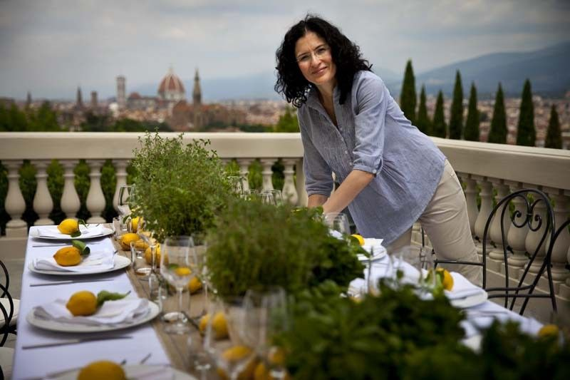 Laura Frappa Wedding Planner and founder of Exclusive Italy Weddings