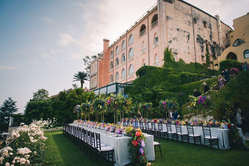Destination Wedding in Ravello