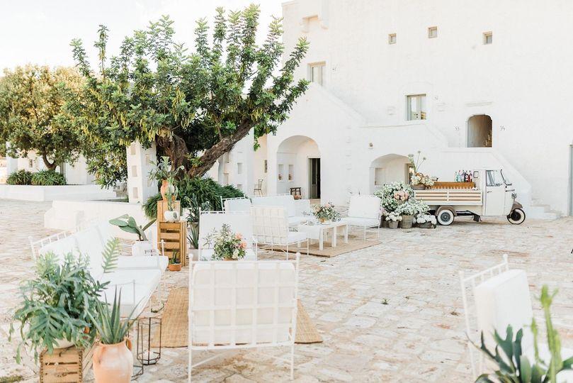 Masseria in Puglia