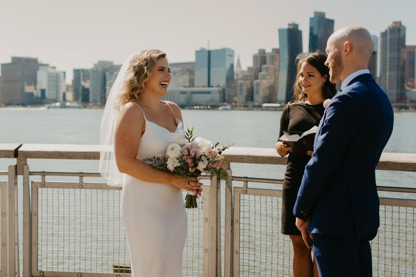 Long Island City Elopement