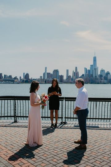 Elopement in Hoboken