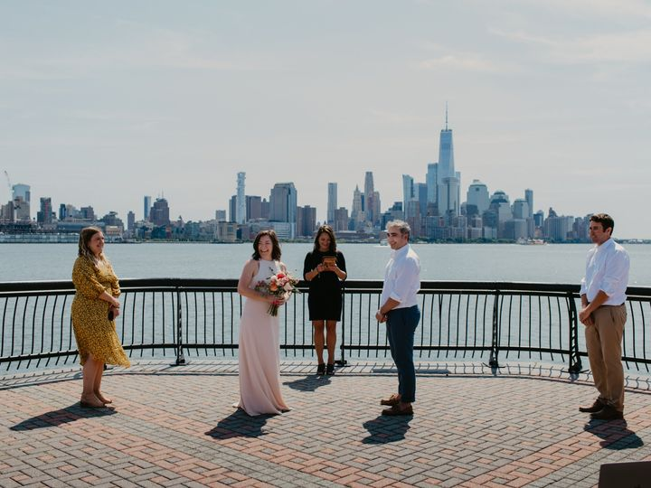Tmx Meghantom 08262020 1 16 Of 32 51 1862055 159966979765857 Brooklyn, NY wedding officiant