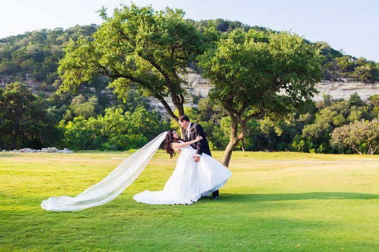 erica wedding 1