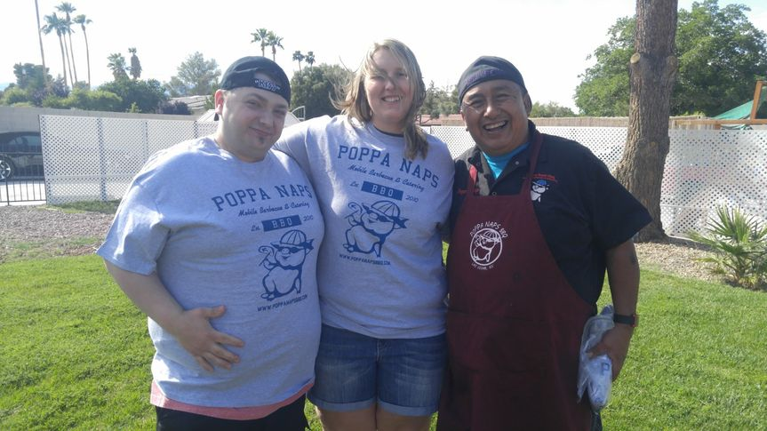 The Poppa Naps team