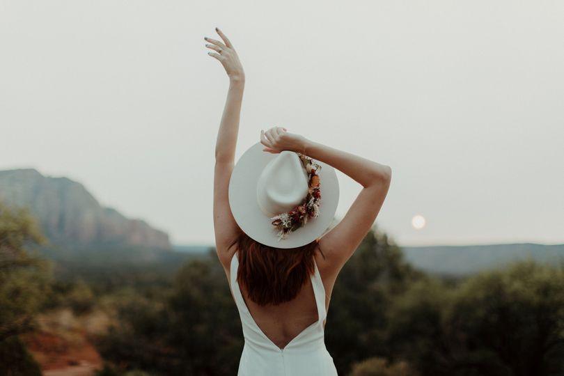 Sedona Red Rocks Elopement