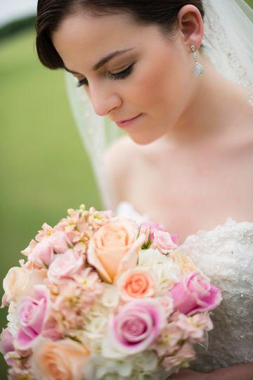 Closeup of Liz