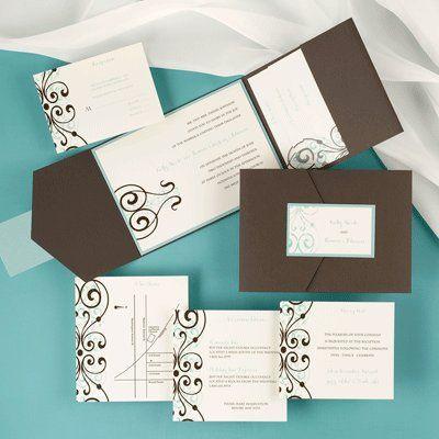 Tmx 1293916971216 PocketLagoonFXN9942AHlr Middle Island wedding invitation