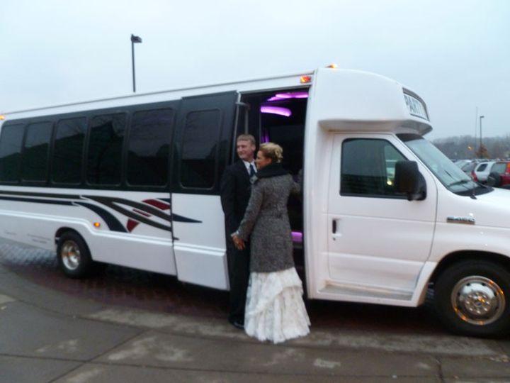 Tmx 1386300354125 P100095 Willernie wedding transportation
