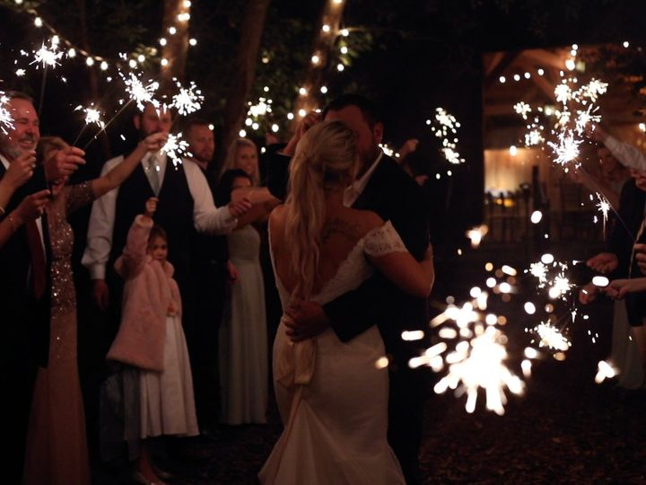 Tmx 06 Sparklers 51 1905055 157811694240859 Kissimmee, FL wedding videography