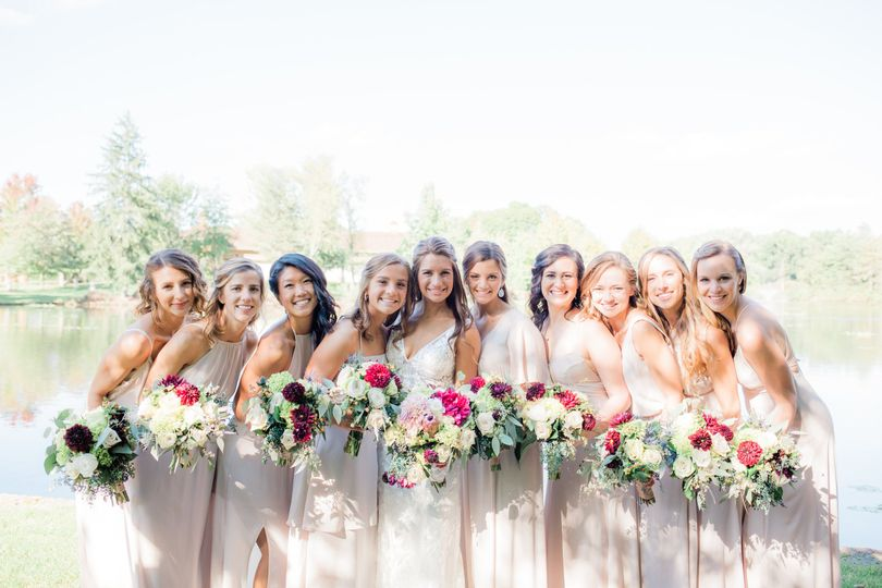 Group photo | Marissa Decker Photography
