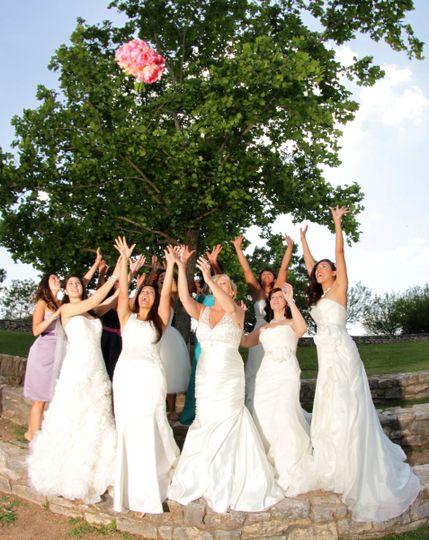 bridal show stock 4479