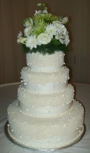 TLCakes Wedding Cake California San Francisco San Jose