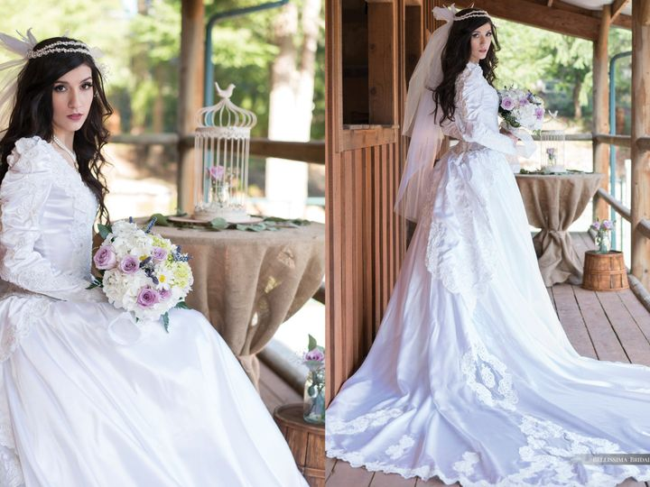 Tmx 1518279024 479da15bf34fe4aa 1518279022 02e26627b92df5ae 1518279010203 1 Bellissima Bridal  Kapowsin, Washington wedding rental