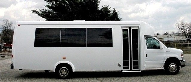 24 passenger mini bus