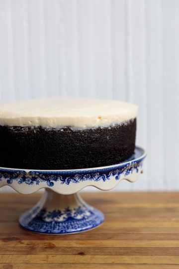 Our signature Chocolate Guinness Cake