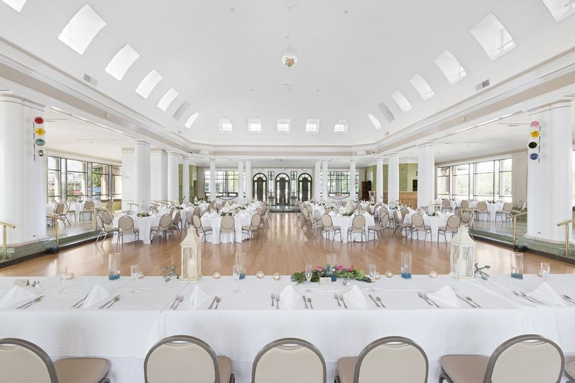 Ballroom tables