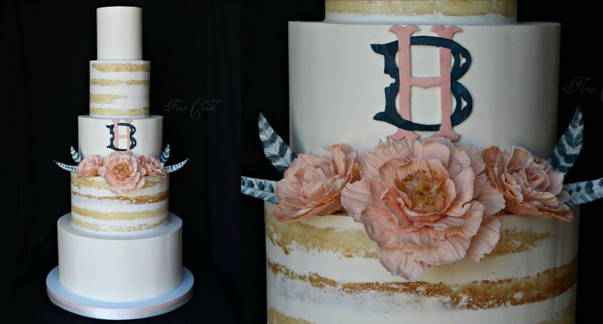Flour Child Wedding Cake Boise Id Weddingwire