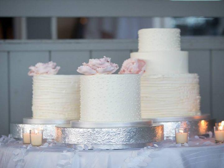 Tmx 1415820938912 Kaufman 10.13.13 Westwood, MA wedding cake