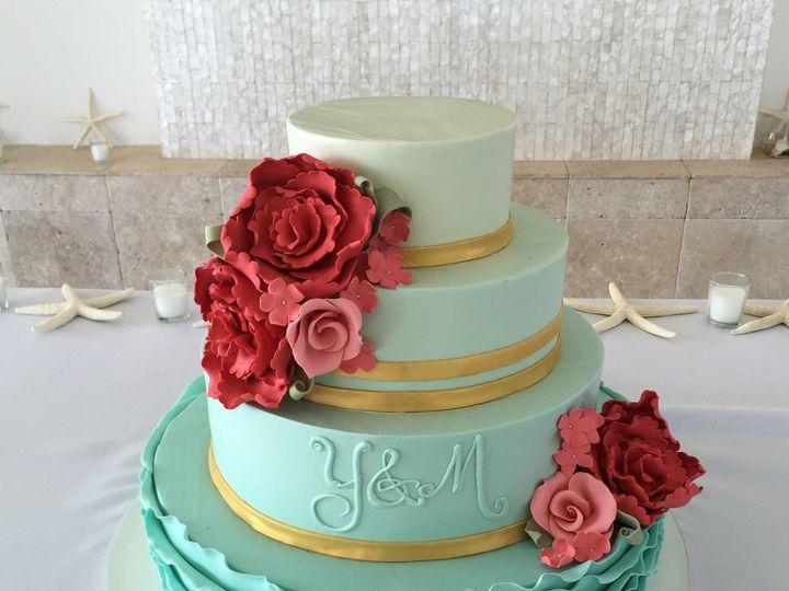 Tmx 1480269615237 2015 04 25 16.00.27 Westwood, MA wedding cake