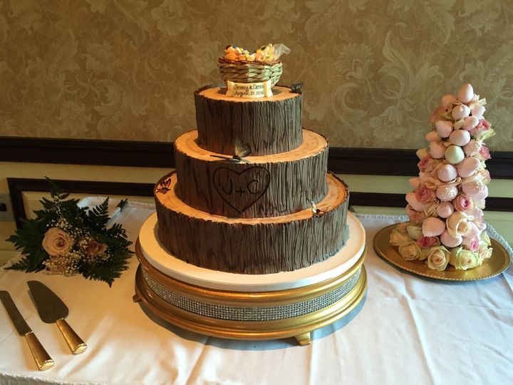 Tmx 1480269713319 Photo Aug 27 6 00 28 Pm Westwood, MA wedding cake